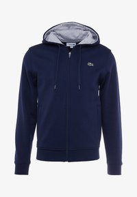 navy blue/silver chine
