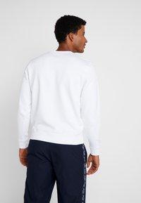 Lacoste Sport - HERREN - Sweatshirt - white - 2
