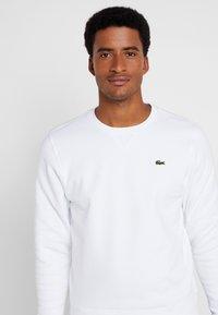Lacoste Sport - HERREN - Sweatshirt - white - 3