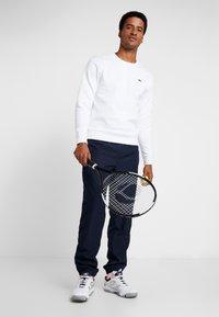 Lacoste Sport - HERREN - Sweatshirt - white - 1