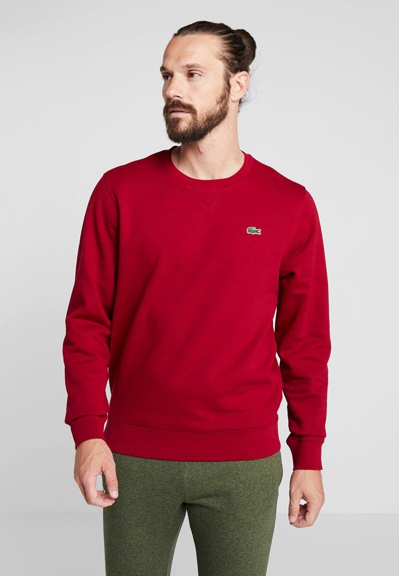 Lacoste Sport - HERREN - Sweatshirt - bordeaux