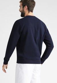 Lacoste Sport - HERREN - Sweatshirt - navy blue - 2