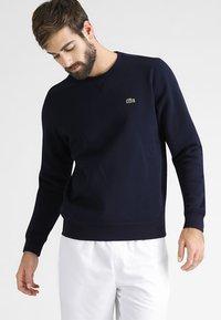 Lacoste Sport - HERREN - Sweatshirt - navy blue - 0