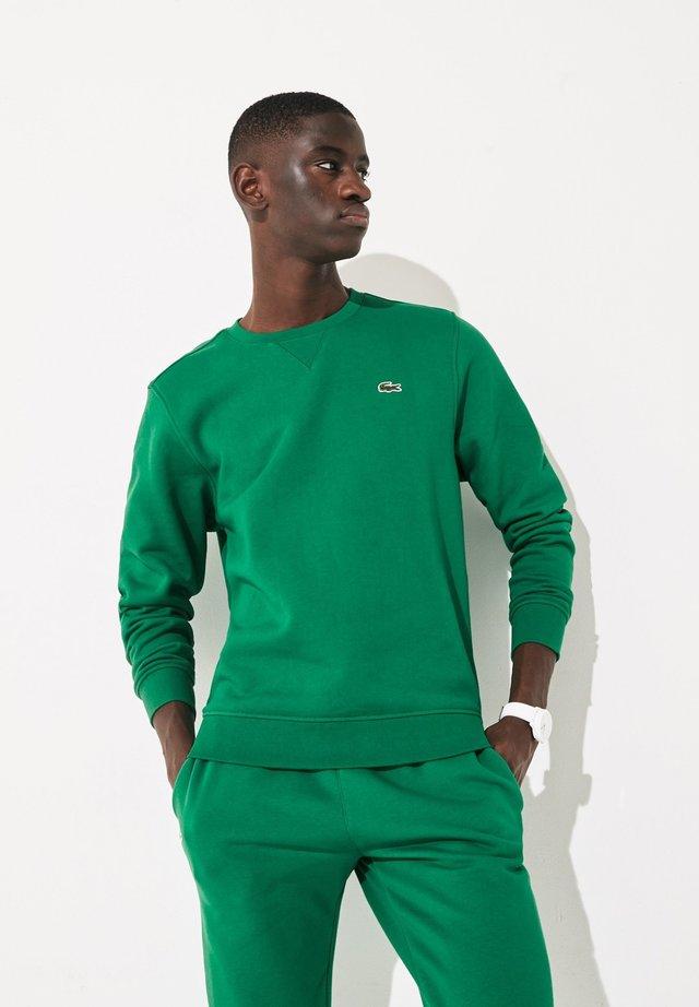 Sweatshirt - vert