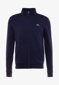 Lacoste Sport - Zip-up hoodie - navy blue - 4