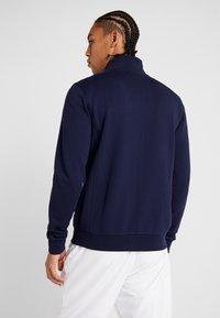 Lacoste Sport - Zip-up hoodie - navy blue - 2
