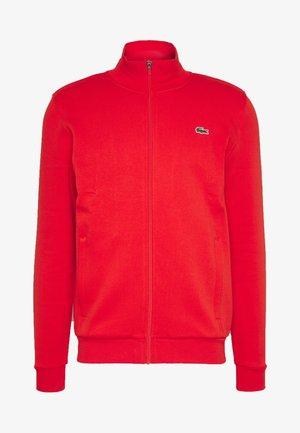 Zip-up hoodie - corrida
