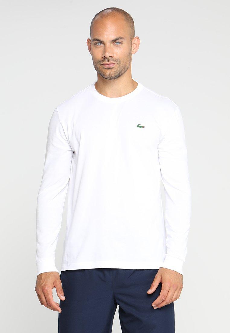 Lacoste Sport - Sports shirt - white