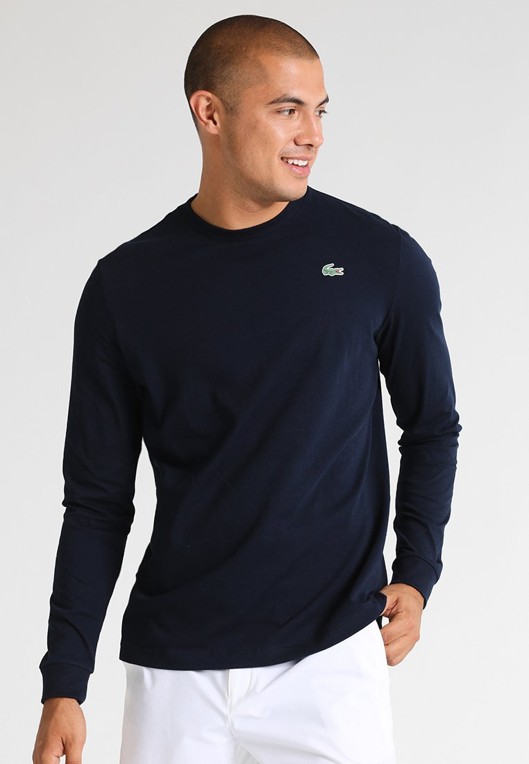Lacoste Sport - Sports shirt - navy blue