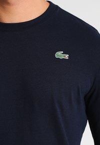 Lacoste Sport - Funkční triko - navy blue - 3