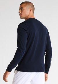 Lacoste Sport - Sportshirt - navy blue - 2