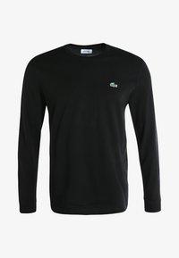 Lacoste Sport - Sportshirt - black - 5