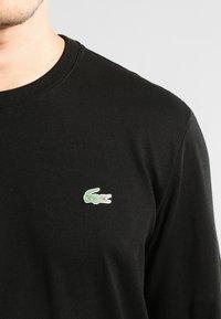 Lacoste Sport - Camiseta de deporte - black - 3
