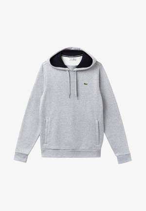 HOODY - Kapuzenpullover - light grey