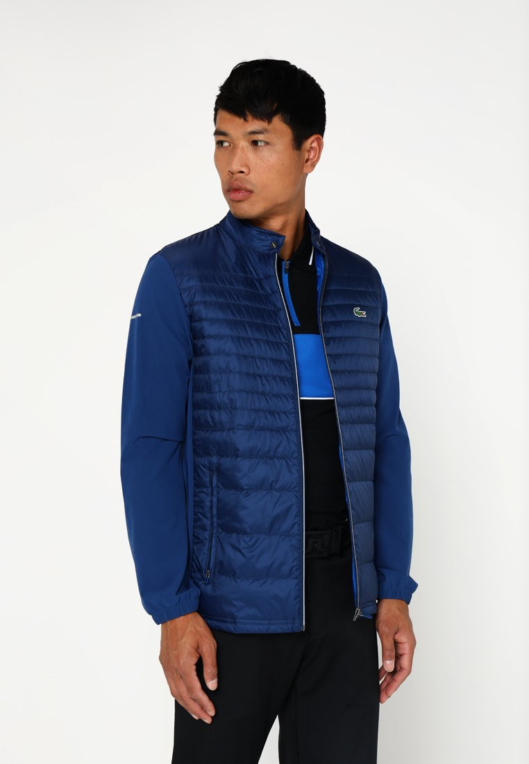 Lacoste Sport - Down jacket - inkwell/blue royal