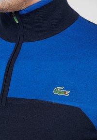 Lacoste Sport - WITH ZIP - Jumper - navy blue - 6