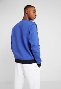 Lacoste Sport - TAPERED - Mikina - obscurity/navy blue