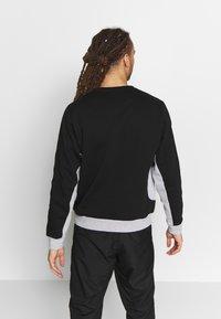 Lacoste Sport - TAPERED - Sweatshirt - black/silver chine - 2