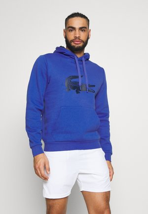 LOGO - Hoodie - obscurity/navy blue