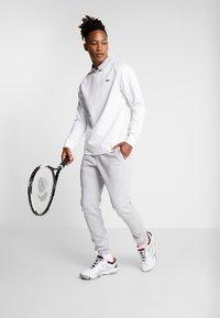 Lacoste Sport - PREMIUM - Sweatshirt - white/black - 1