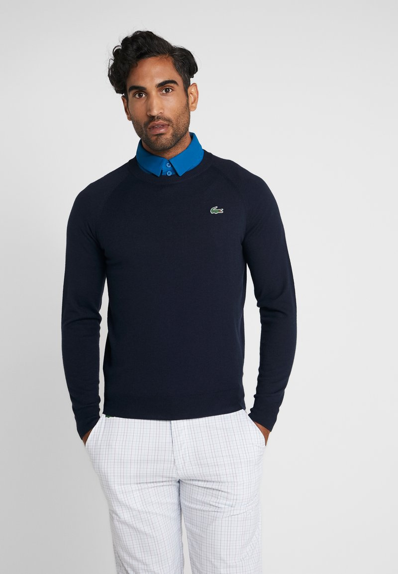 Lacoste Sport - Jersey de punto - navy blue