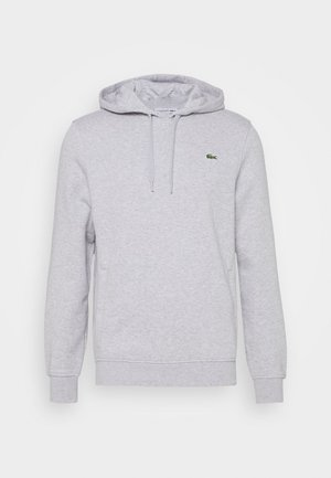 CLASSIC HOODIE - Jersey con capucha - silver chine/elephant grey