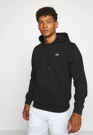 CLASSIC HOODIE - Bluza z kapturem - black