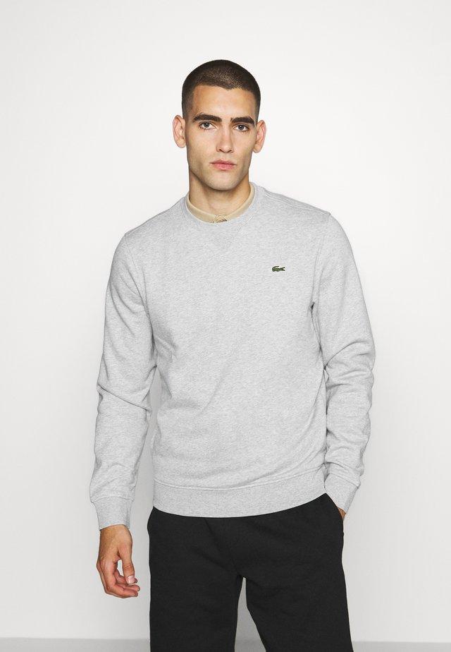 CLASSIC - Sweatshirt - silver chine/elephant grey