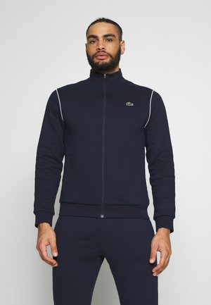 TRACKSUIT - Dres - navy blue/white