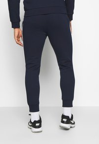 Lacoste Sport - TRACKSUIT - Tracksuit - navy blue/white - 5