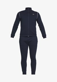 Lacoste Sport - TRACKSUIT - Tracksuit - navy blue/white - 7