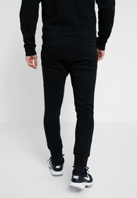 Lacoste Sport - TRACKSUIT - Trainingsanzug - black - 4