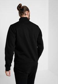 Lacoste Sport - TRACKSUIT - Trainingsanzug - black - 2
