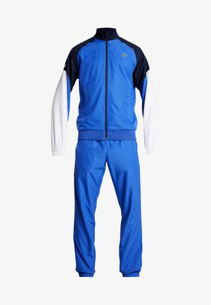 TRACKSUIT - Träningsset - obscurity/navy blue/white