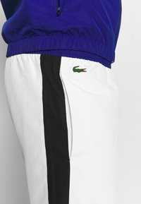 Lacoste Sport - TRACKSUIT - Chándal - cosmic/white/black - 5