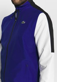 Lacoste Sport - TRACKSUIT - Chándal - cosmic/white/black - 7