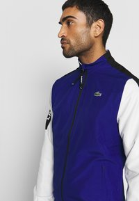 Lacoste Sport - TRACKSUIT - Chándal - cosmic/white/black - 4