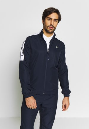 TRACKSUIT - Survêtement - navy blue/navy blue/white/navy blue