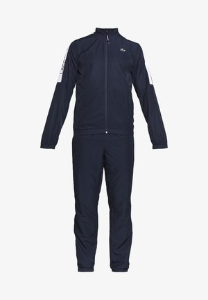 TRACKSUIT - Treningsdress - navy blue/navy blue/white/navy blue