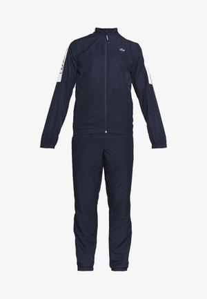 TRACKSUIT - Survêtement - navy blue/navy blue/white/navy blue