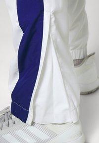 Lacoste Sport - TENNIS TRACKSUIT - Survêtement - cosmic/white/green - 6