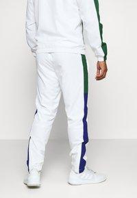 Lacoste Sport - TENNIS TRACKSUIT - Survêtement - cosmic/white/green - 4