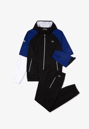 WH2043 - Survêtement - noir / bleu / blanc / blanc