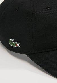 Lacoste Sport - TENNIS - Caps - black - 4