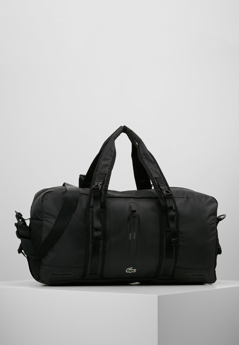 Lacoste Sport - GYM BAG - Sports bag - black