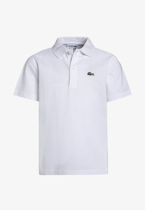 TENNIS - Piké - white