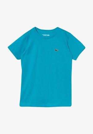 TENNIS - T-shirt basique - turquoise