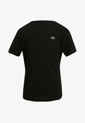 TENNIS - Basic T-shirt - black