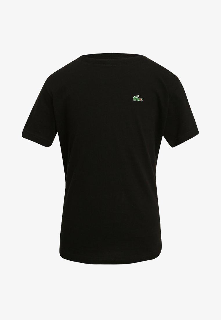 Lacoste Sport - TENNIS - T-shirt - bas - black