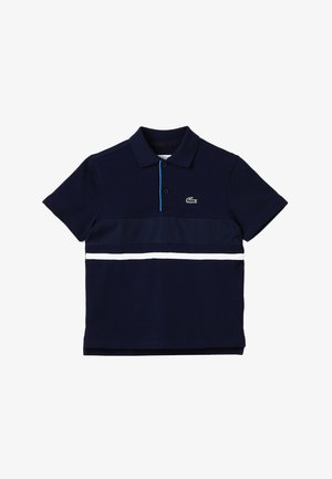 Piké - navy blue/pratensis white